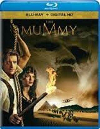 The Mummy: Ultraviolet Digital Code! (HD) Ultraviolet Redeem! From Blu-ray!