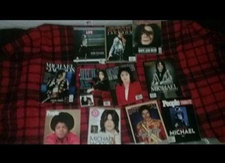 11 MICHAEL JACKSON TRIBUTE COVER MAGAZINES Life, People etc