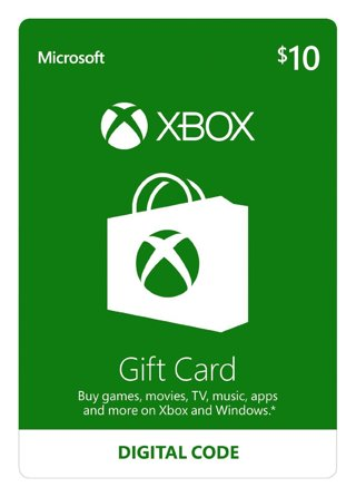 ★ Xbox $10 Gift Card Sent FAST ★