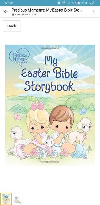 MY EASTER STORY BOOK