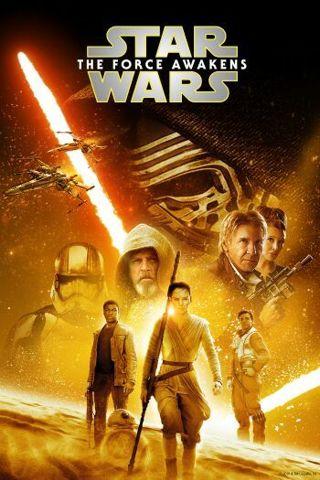 Star Wars: The Force Awakens HD iTunes Digital Code
