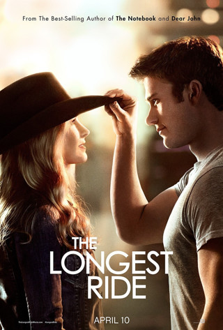 !!!NEW RELEASE!!! The Longest Ride - HDX UV Ultraviolet Digital Copy Code Only!