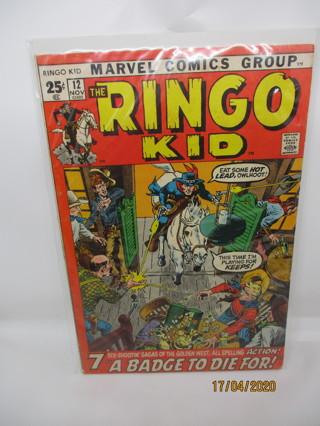 THE RINGO KID #12