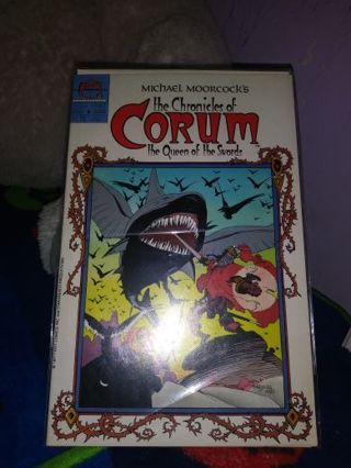 1987 The Chronicals of Corum the Queen of the Swords