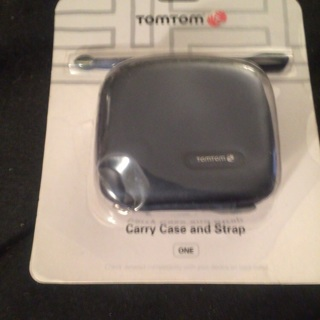 Tom Tom One gps carrying case