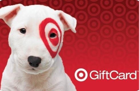 $10 Target Gift Card