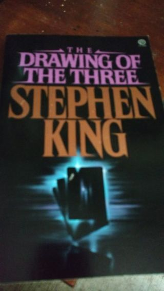 Stephen King - The Drawing of the Three - paperback