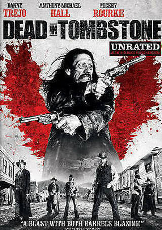 ☆Dead in Tombstone (Unrated DVD