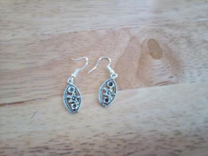 Star Dangle Earrings: New