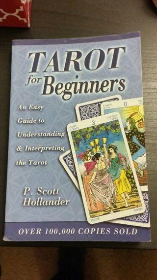 TAROT BEGINNERS BOOK