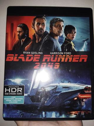 NEW BLADE RUNNER 2049 4K ULTRA HD + BLU-RAY + DIGITAL
