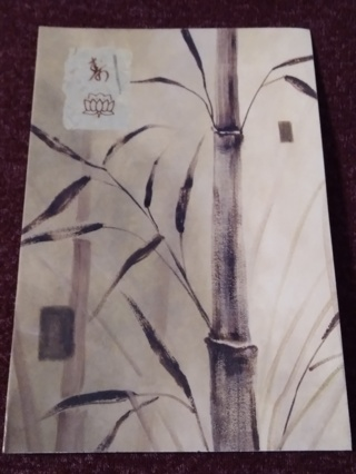 Notecards - Bamboo Plant