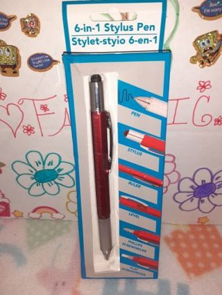 ⚛✨⚛✨⚛BRAND NEW 6-IN-1 STYLUS PEN⚛✨⚛✨⚛ONLY 1!