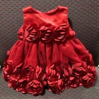 Holiday Edition Baby Girl's Dress SZ 0-3 Months