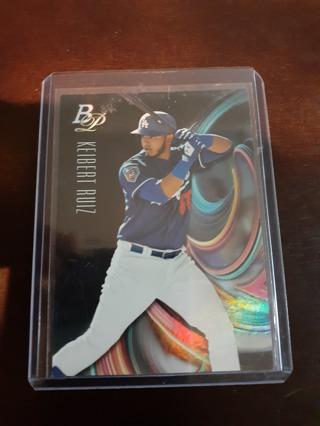 Keibert Ruiz rc LA Dodgers