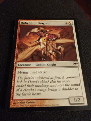 MTG Hobgoblin Dragoon