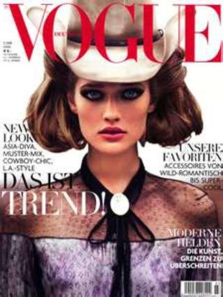 Free: Limited time offer vouge subscription plus free vogue
