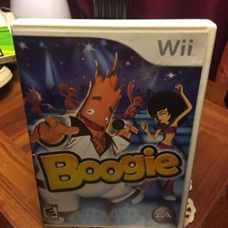 Boogie Wii game
