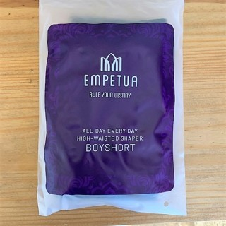 Brand New In Package Shapermint High Waisted Shaper Shapewear Boy Short - Size XL