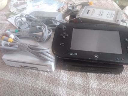 Wii and wii u items