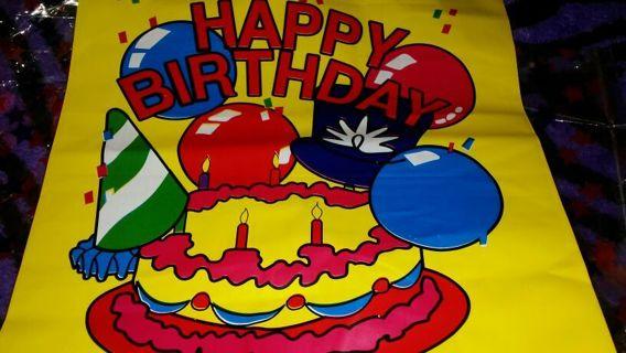 °~° Filled Birthday Bag °~°