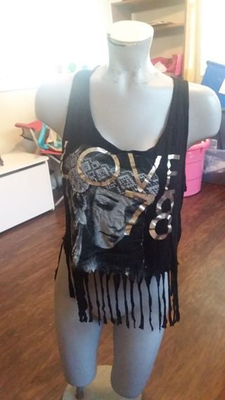 Women rue21 blouse size M