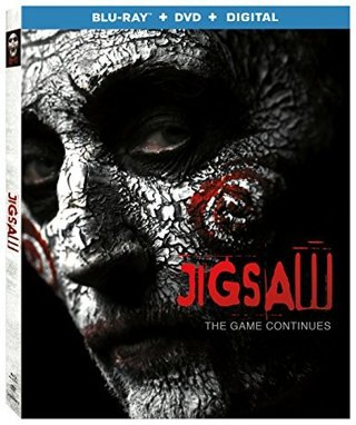JIGSAW DVD or Blu-Ray & 4K is an option *BRAND NEW IN WRAP