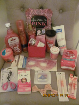❀✿❀ Life's Better in Pink Auction ❀✿❀, 20 pc Lot + Amazing Gin Bonus and FREE SHIPPING