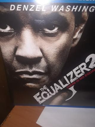 THE EQUALIZER 2 (Denzel Washington)