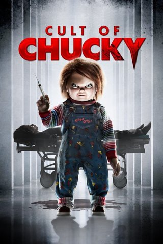 Digital HD - Cult of Chucky Unrated - From Blu-Ray - MoviesAnywhere