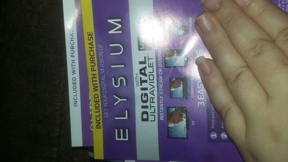 Elysium movie code