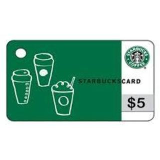 $5 Stabucks Gift Card, Low Gin ♥♥♥ Fast Digital Delivery