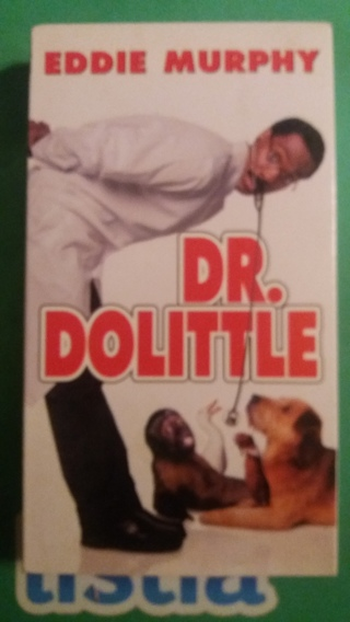 vhs dr doolittle free shipping