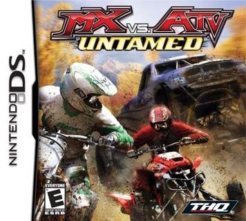 MX vs ATV Untamed DS Game