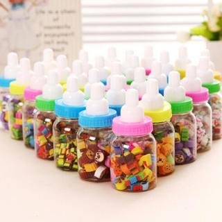 25Pcs Creative Animals Cartoon Number Kids Eraser Pencil Rubber Stationery