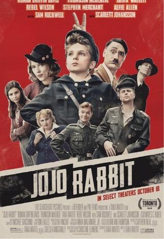 Jojo Rabbit HD MA Digital Copy