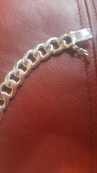 Men's. 925 silver chain necklace.