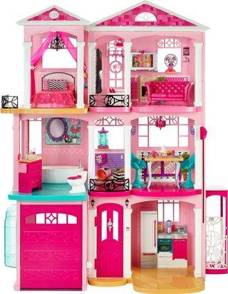 Barbie Dreamhouse   (NEW)