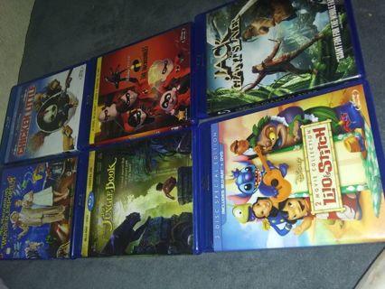 Kids movies Winner chooses one