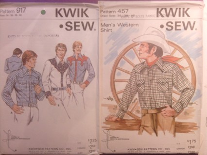 Free Totally Vintage Totally Western Mens Sewing Patterns Sewing