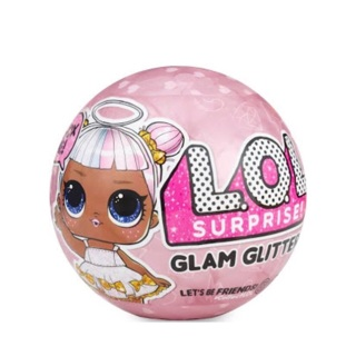 LOL Surprise Authentic Glam Glitter by MGA - BRAND NEW UNOPENED - Retails for $9.99! Free Ship!