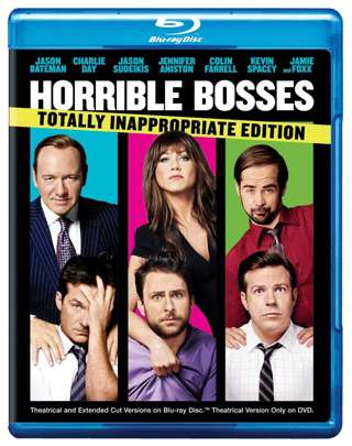 Horrible Bosses (Digital HD Download Code Only) *Colin Farrell* *Jennifer Aniston* *Charlie Day*