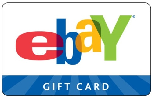 $5 Ebay Gift Card Lowest GIN