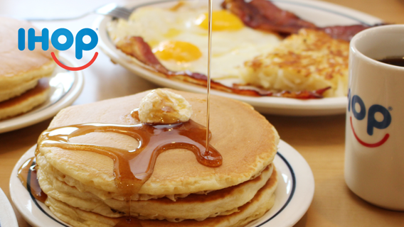 ihop International house of pancakes $10.85 gift card free shipping