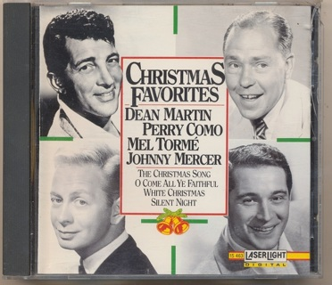 """Christmas Favories"", See Photo 2 for Playlist - CD-029"