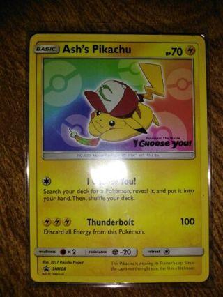 Pokemon promo
