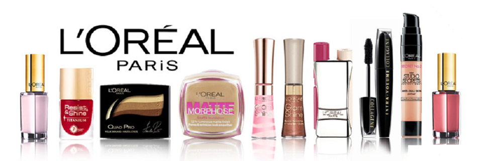 L'Oréal Mystery Make Up Auction