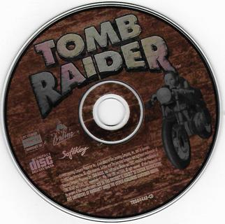 Softkey Tomb Raider Special Edition For windows 95 - Disk Only