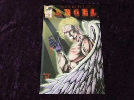 1995 Morbid Angel Issue #1 London Knight Mature Comics