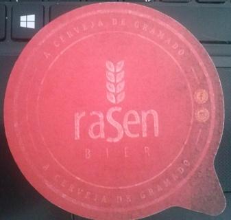 RASEN beer coaster